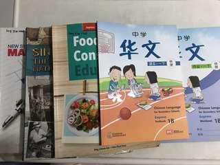 Secondary one textbook