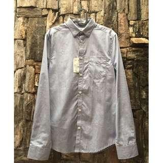 Ben Sherman Long Sleeve End on End Shirt