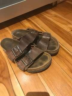 Authentic Birkenstocks