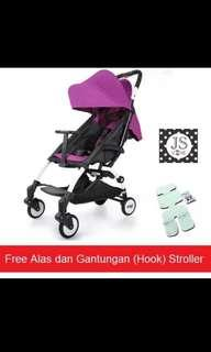 Stroller travel aiqi cabin size