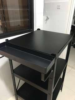 IKEA BROR RACK