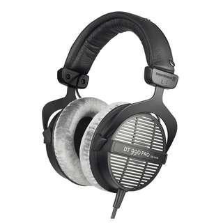 beyerdynamic DT 990 Pro Headphones (80ohms or 250ohms) (Message for other models)