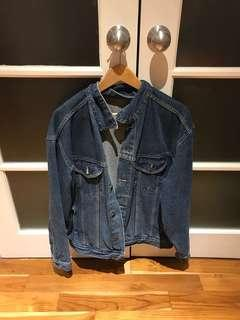 Brandy Melville large denim jacket