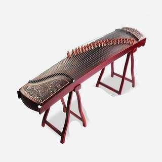 gu zheng !!!! chinese instrument