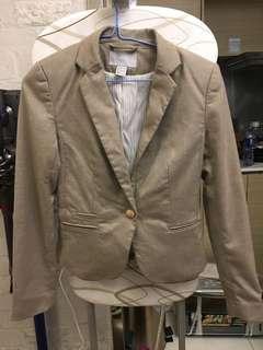 H&M blazer jacket suit