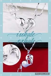 純錶項鏈 Silver necklace