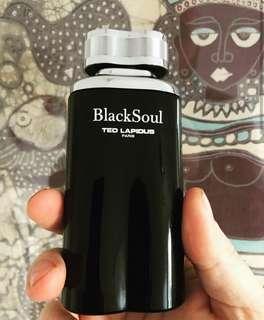 Black Soul Ted Lapidus for Men