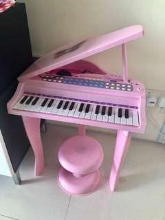 Kids Piano (Pink)