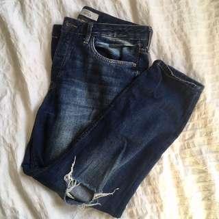 """Topshop Hayden Jeans size 28"""""""