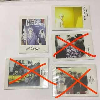 iKON Kony's Summertime photocards