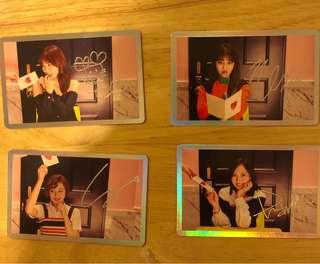 (WTS) Twice Signal Photocards