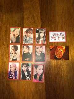(WTS) Twice YES OR YES Pre Order Benefit Photocard