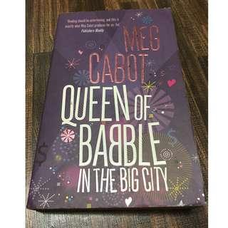 Famous Author - Meg Cabot
