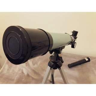 Telescope 90X High Power Monoculars Refractor Type Space Astronomical Telescope With Portable Tripod - Like New