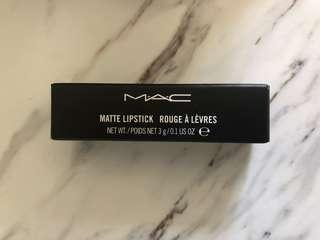 MAC Matte Lipstick Sweet Venom