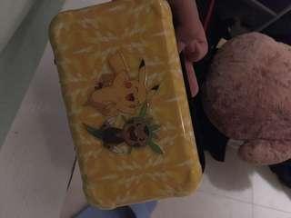寶可夢硬殼收納包