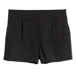 H&M Trouser Shorts
