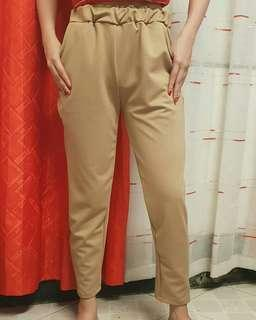 Trouser beige