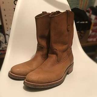 BEAMS - Cowboy Leather Boots