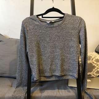 Supre Grey Top