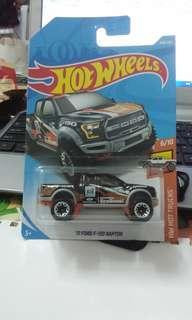 Lot of 2 Ford Raptor