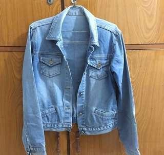 Jaket Jeans [REPRICE]