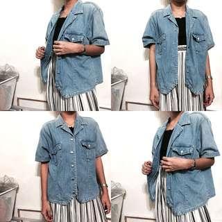 Denim Shirt / Outerwear Jacket