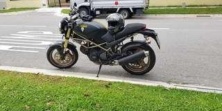 DUCATI MONSTER 400 (M400) *NEGOTIABLE*