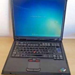 (USED) Lenovo ThinkPad R51 at $175 only !!!