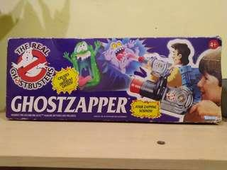 The real ghostbuster Ghostzapper