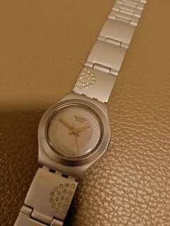 Authentic Swatch ladies watch