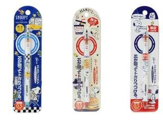 Uni Japan Crux Snoopy kurutoga pencil
