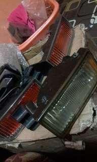Signal lamp for l2s bumper depan