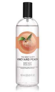 The Body Shop Vineyard Peach