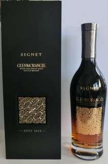 Glenmorangie Signet 蘇格蘭 威士忌 禮盒 珍藏 送禮
