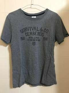 🚚 Survival & co. 開幕T