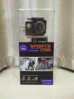 Waterproof full hd 1080 sport cam