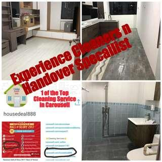 HOUSE HANDOVER N HOUSE CLEANING SPECIALIST