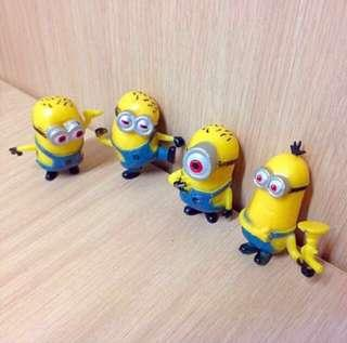 Minions Figurines