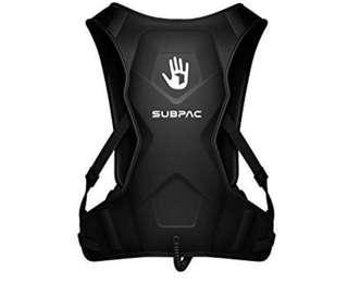 Subpac M2 Bass tactile vest