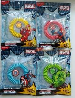 防蚊帶 Marvel insect repelling superband 購自美國