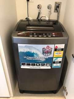 90% new washing machine