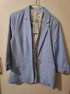 NEW Light Blue Blazer