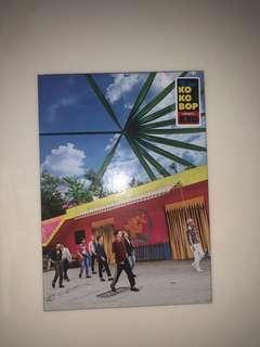 UNSEALED Album EXO KOKOBOP (REG A Vers) no PC