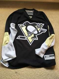 Pittsburgh Pengiuns Jersey (Home) - Size Small
