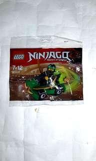 Lego 30532 Ninjago Turbo new sealed