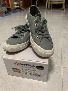 Superga 2750 Grey Sage
