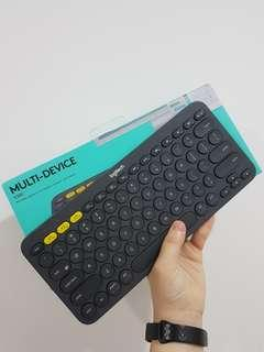 Logitech Bluetooth Keyboard K380