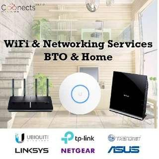 Wireless Wifi, Networking & IT Solutions