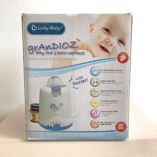 🚚 Lucky Baby Food and Bottle Warmer